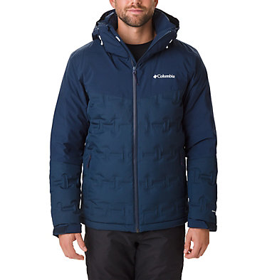 Men's Wild Card Down Jacket , front