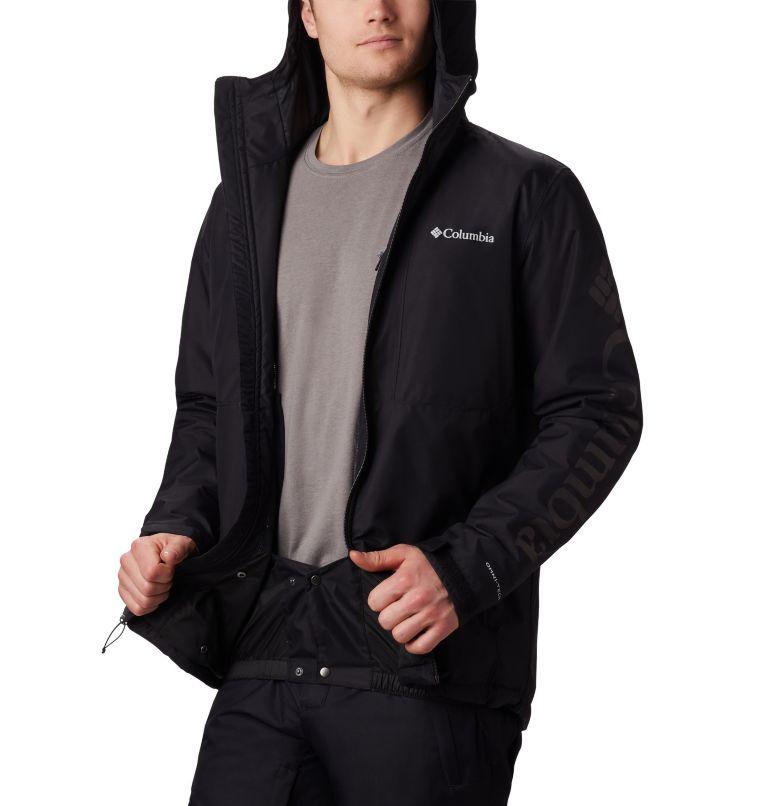 Timberturner™ Jacket   010   M Men's Timberturner Ski Jacket, Black, a2