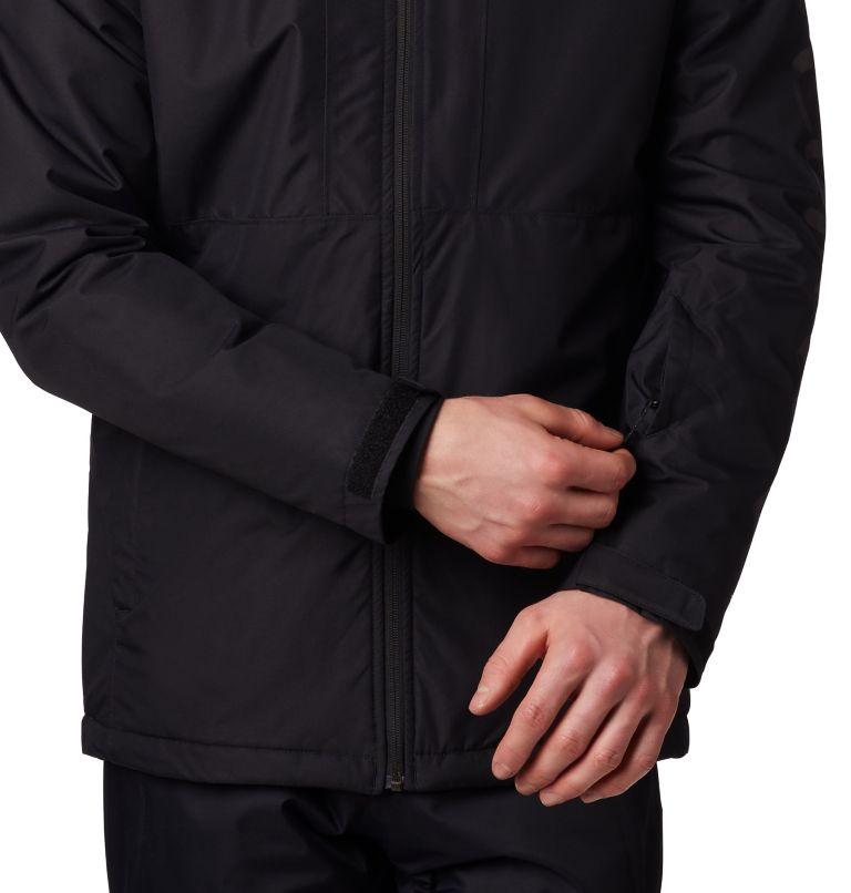 Timberturner™ Jacket   010   M Men's Timberturner Ski Jacket, Black, a3