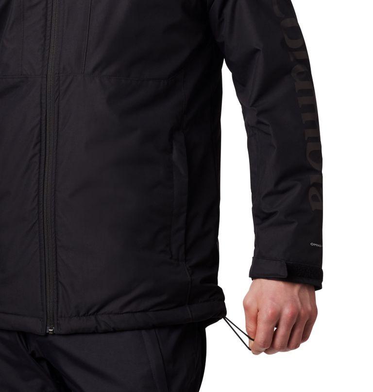 Timberturner™ Jacket   010   M Men's Timberturner Ski Jacket, Black, a4