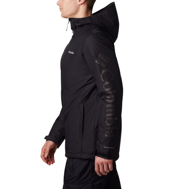 Timberturner™ Jacket   010   M Men's Timberturner Ski Jacket, Black, a6