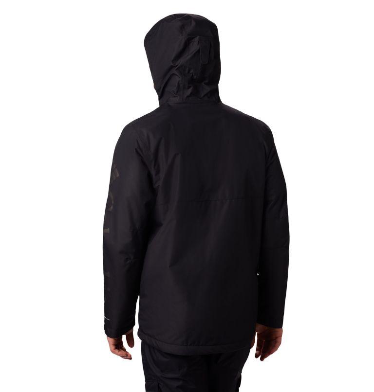 Timberturner™ Jacket   010   M Men's Timberturner Ski Jacket, Black, back