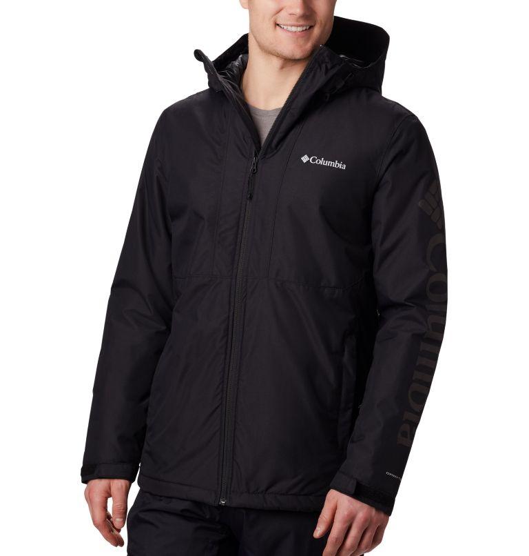 Timberturner™ Jacket   010   M Men's Timberturner Ski Jacket, Black, front
