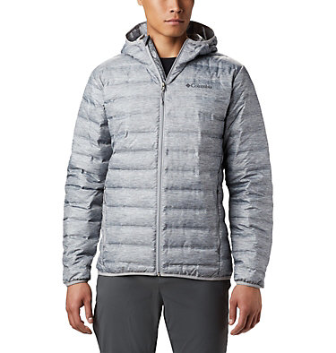 Men's Lake 22 Down Hooded Jacket , front