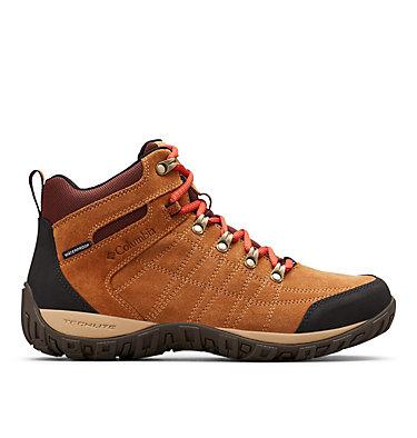 Men's Peakfreak™ Venture Suede II Mid Waterproof Shoe , front