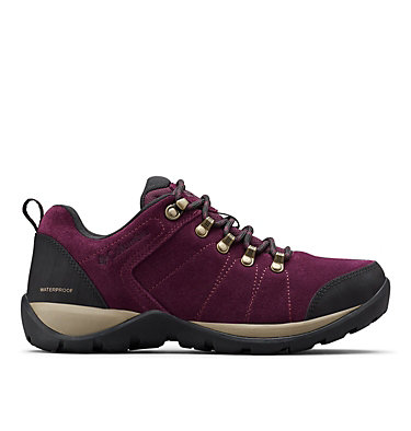 Zapato impermeable Fire Venture II Mid para mujer , front
