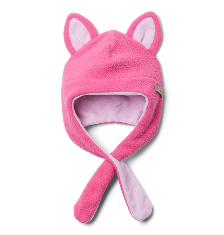 Tiny Animal™ Beanie II | 695 | O/S Toddlers' Tiny Animal Beanie II, Pink Ice, front