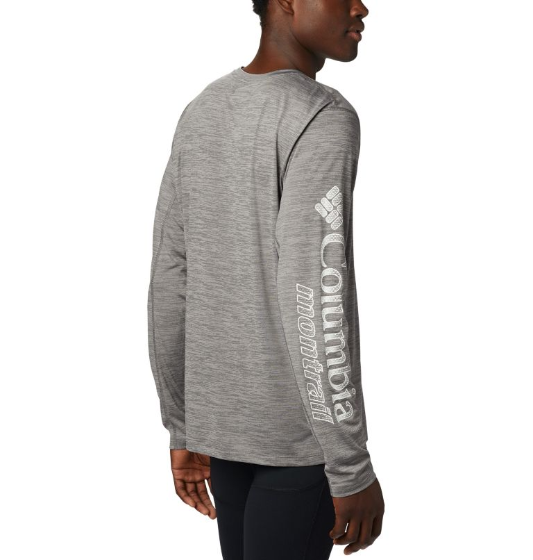 Haut Manches Longues Trinity Trail II Homme Haut Manches Longues Trinity Trail II Homme, back