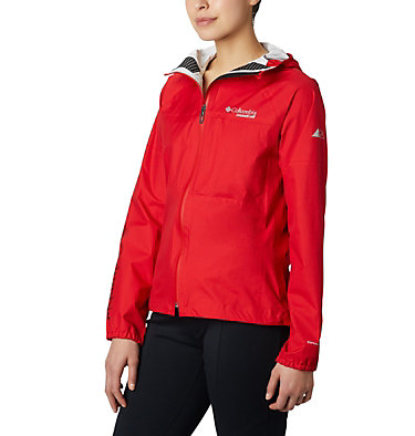 Women's Rogue Runner Wind Jacket , front