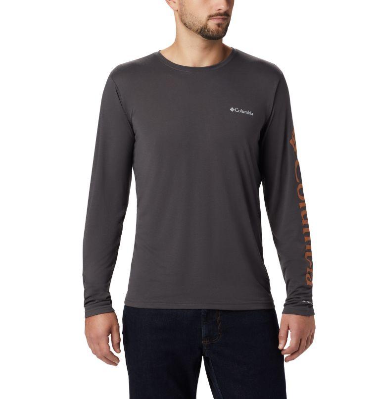T-Shirt Graphique Manches Longues Miller Valley Homme T-Shirt Graphique Manches Longues Miller Valley Homme, back