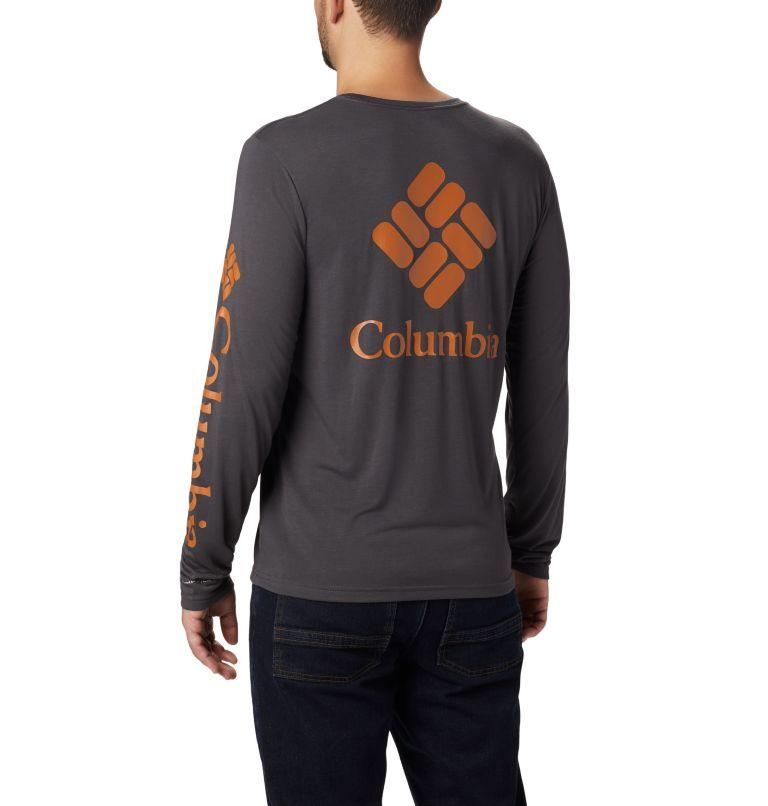 T-Shirt Graphique Manches Longues Miller Valley Homme T-Shirt Graphique Manches Longues Miller Valley Homme, front