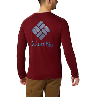 Men's Miller Valley Long Sleeve Graphic T-Shirt , front