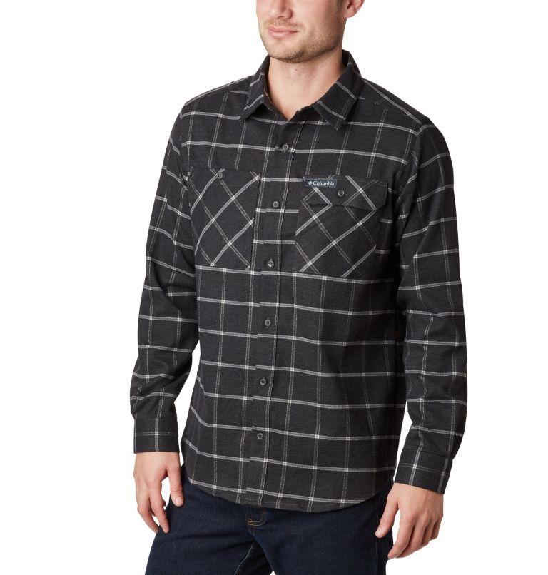 Outdoor Elements Stretch Flanellhemd für Herren Outdoor Elements Stretch Flanellhemd für Herren, front