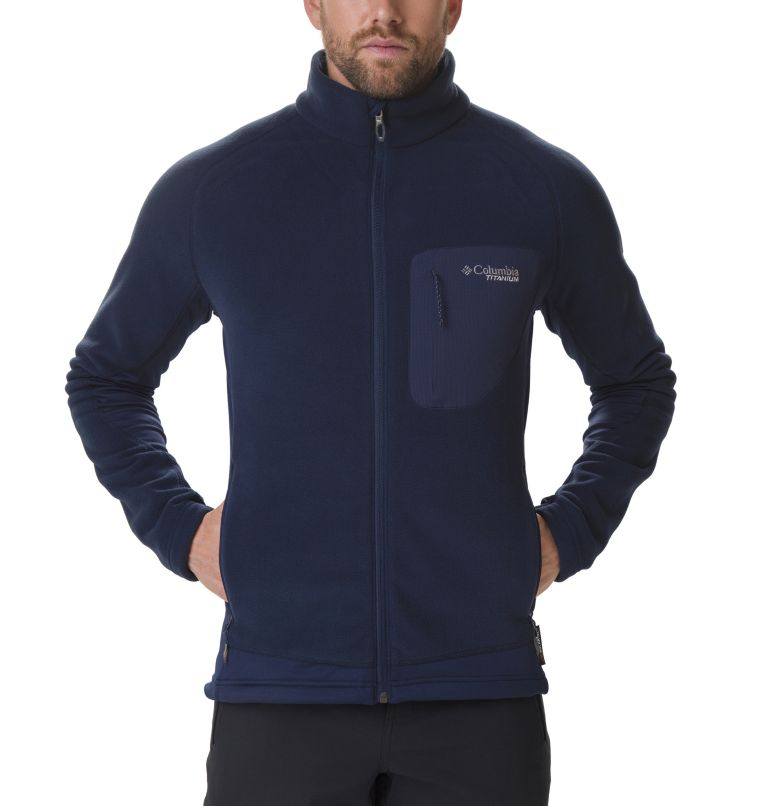 Men's Titan Pass 2.0 II Fleece Jacket Men's Titan Pass 2.0 II Fleece Jacket, a1
