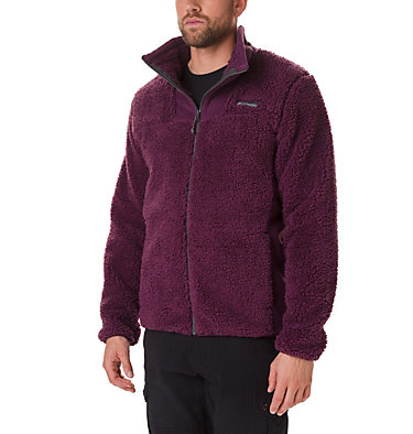 Men's Winter Pass Fleece Full-Zip Jacket , front