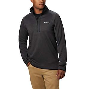 Men's Canyon Point™ Sweater Fleece Half Zip