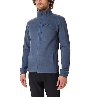 Polaire Zippée Panorama™ Homme , front