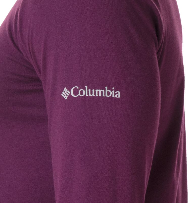 Men's Columbia Lodge™ Long Sleeve Graphic T-shirt Men's Columbia Lodge™ Long Sleeve Graphic T-shirt, a1