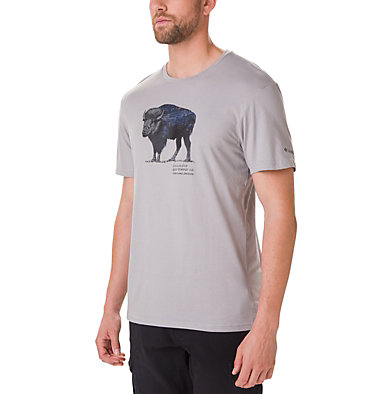 T-shirt Muir Pass Short-Sleeve Graphic da uomo , front