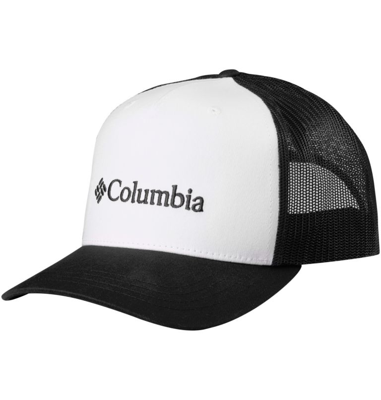 Norton Bay™ Ballcap | 100 | O/S Berretto da baseball Norton Bay™ unisex, White, Black, front