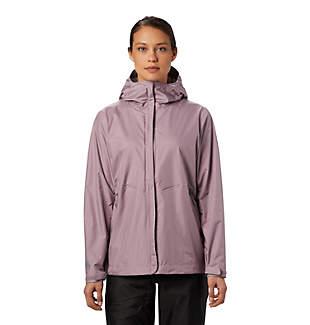 bdce2cdbe Women's Rain Jackets - Rain Coats | Mountain Hardwear