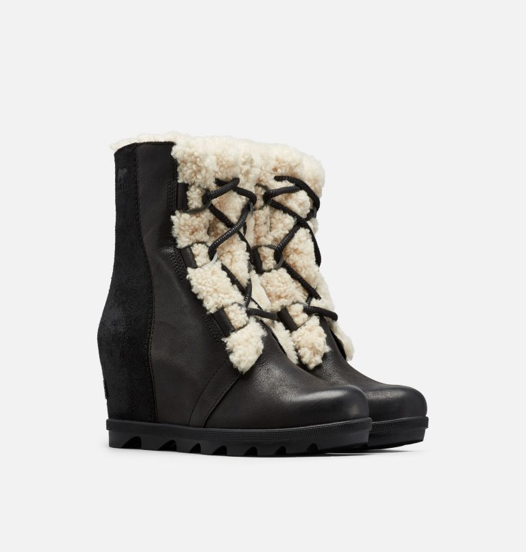 Women's Joan Of Arctic™ Wedge II Shearling Women's Joan Of Arctic™ Wedge II Shearling, 3/4 front