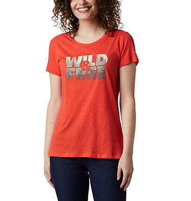 Hidden Lake™ Crew T-Shirt für Damen , front