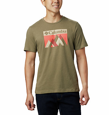 Alpine Way™ T-Shirt mit Print für Herren , front