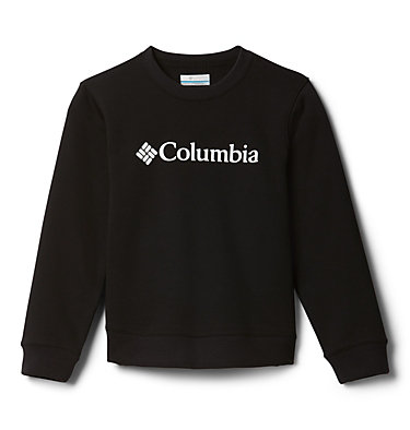 Columbia Park™ French Terry Crew Pullover Junior , front