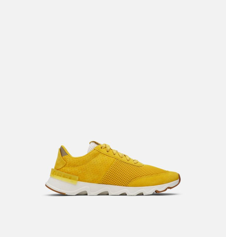 Sneakers SOREL - Kinetic Lite Strap NL3520-257 Natural Tan - Sneakers - Zapatos - Zapatos de mujer
