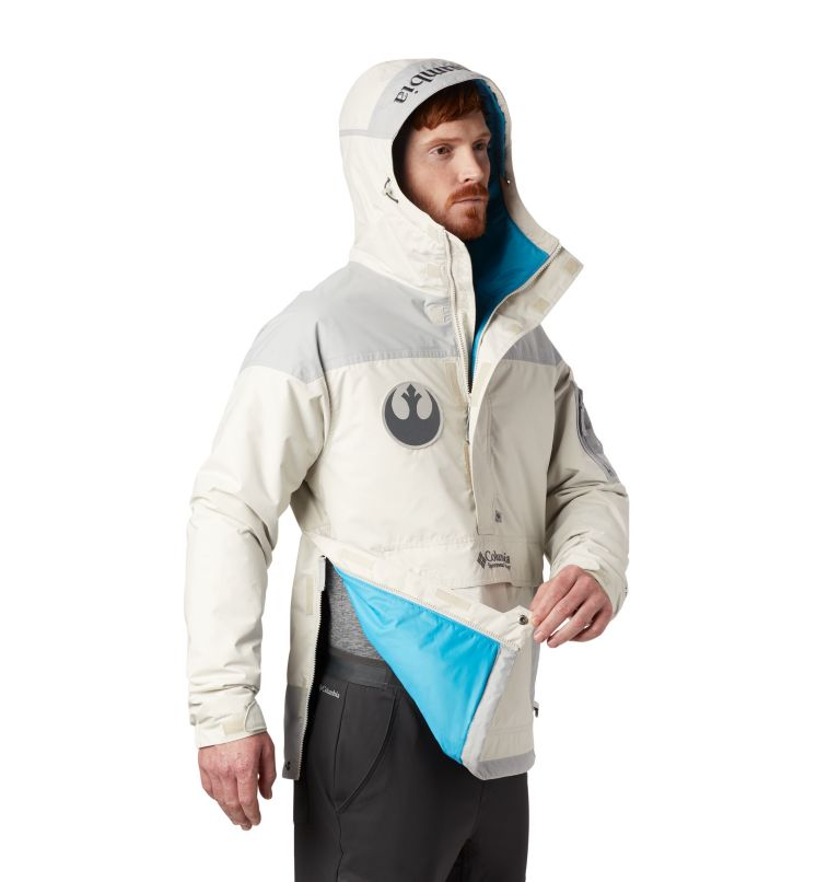 Unisex Challenger™ Jacket - Star Wars Force Edition - Light Side Unisex Challenger™ Jacket - Star Wars Force Edition - Light Side, 3/4 back