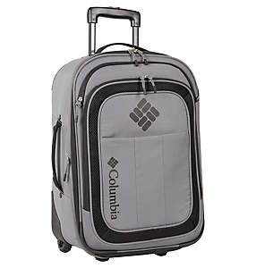 """Summit Point 20"""" Expandable 2-Wheel Duffle"""