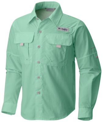 Boys' Bahama™ Long Sleeve Shirt | Tuggl