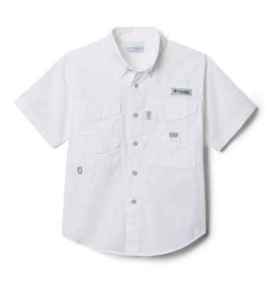 Boys' PFG Bonehead™ Short Sleeve Shirt | Tuggl