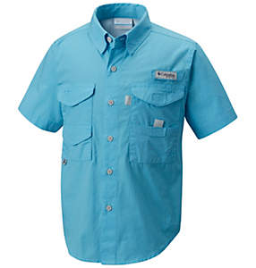 Boys' PFG Bonehead™ Short Sleeve Shirt