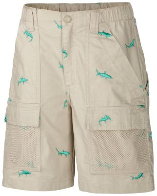 Boys' Half Moon™ Embroidered Short