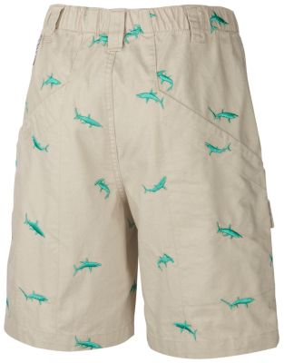 Boys' Half Moon™ Embroidered Short - Toddler