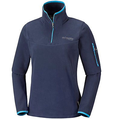 Women's Titan Pass™ II 1.0 Half Zip Fleece , front