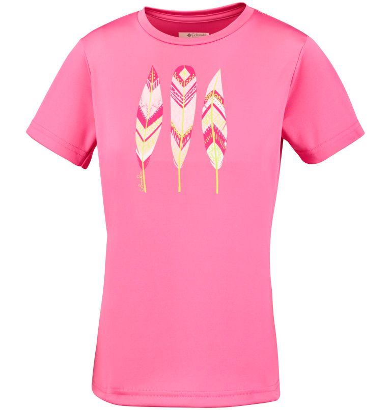 T-Shirt Manches Courtes Trailtastic™ Fille T-Shirt Manches Courtes Trailtastic™ Fille, front