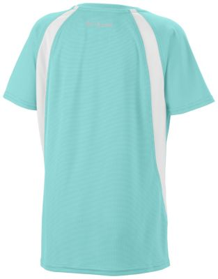Girl's Silver Ridge™ II SS Tech Tee