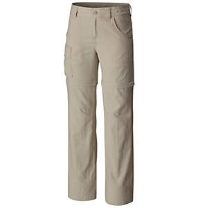 Girls' Silver Ridge™ III Convertible Pant