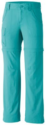 Girls' Silver Ridge™ III Convertible Pant at Columbia Sportswear in Oshkosh, WI | Tuggl