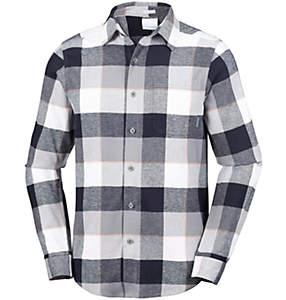 Camisa de franela de manga larga Boulder Ridge™ para hombre