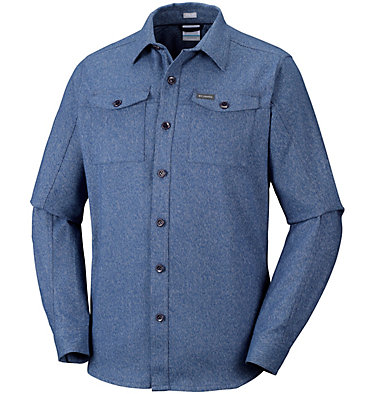 Men's Pilot Peak Long Sleeve Shirt , front