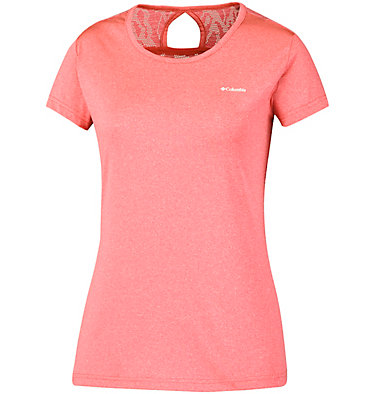 Maglia a maniche corte Peak to Point™ Novelty da donna , front