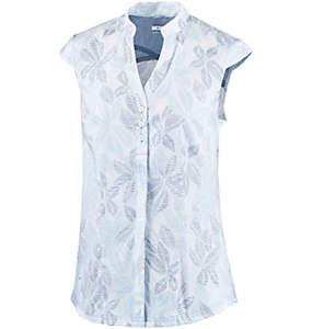 Camicia Saturday Trail™ Cap Sleeve da donna