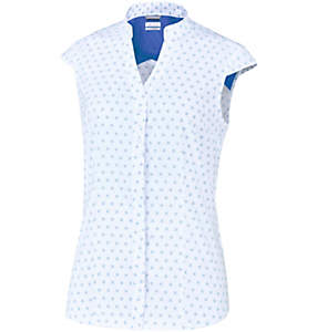 Camicia Saturday Trail™ Cap Sleeve da donna
