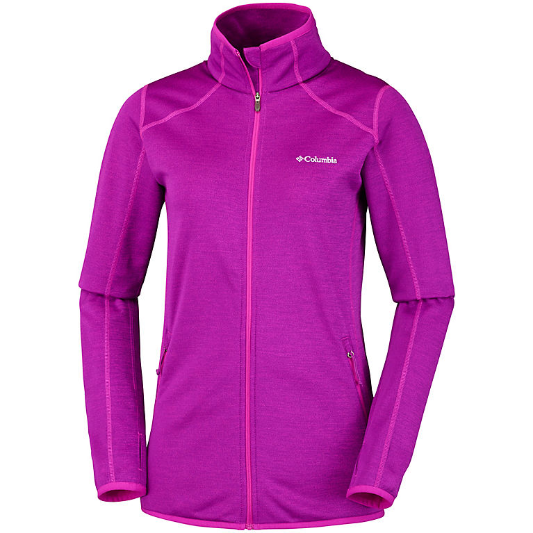 8b6404b7240f Women s Sapphire Trail™ Full Zip Fleece