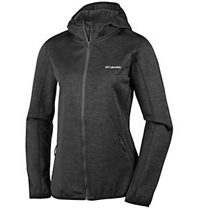 Fleece con zip intera Sapphire Trail™ da donna