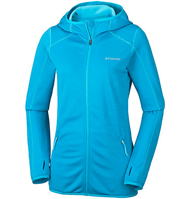 Fleece con zip intera Sapphire Trail™ da donna  , front